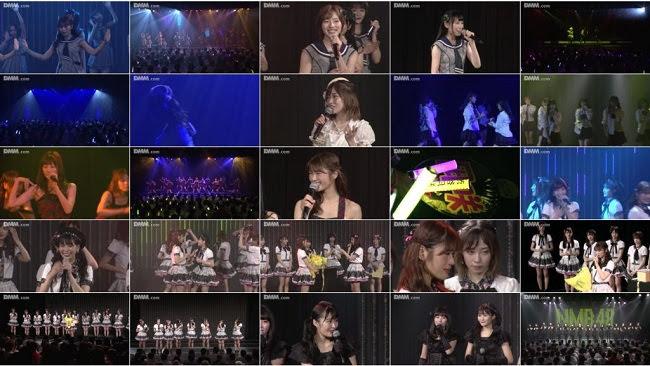 190828 (1080p) NMB48 チームM「誰かのために」公演 渋谷凪咲 生誕祭 DMM HD