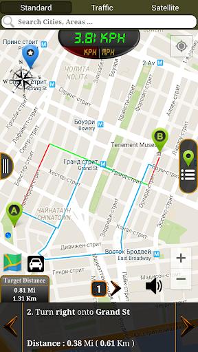 GPS Direction
