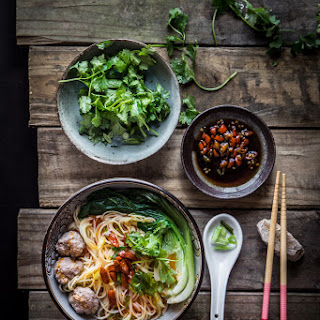 Chinese Pork Noodle Soup Recipes