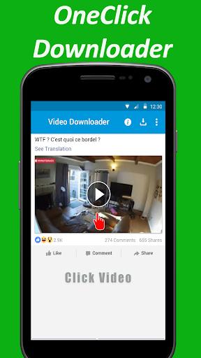 Video downloader for facebook 1.0 screenshots 8