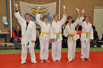 Photo: Marit, Tijn, Kristian, Gijs, Sebastian