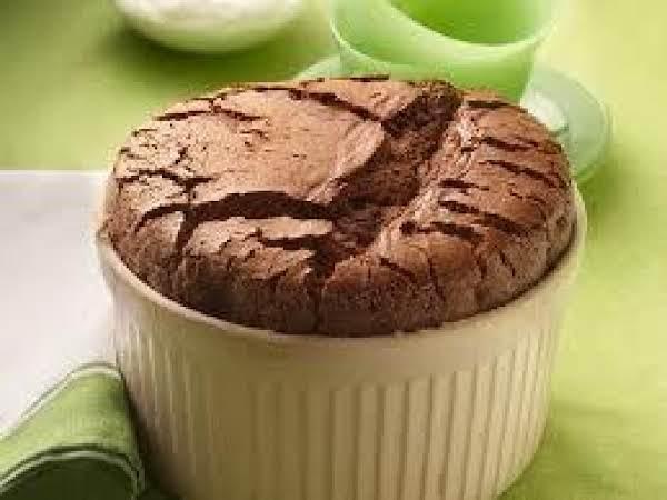 Ghiradelli Chocolate Souffle