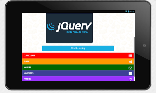 Offline JQuery with Editor- screenshot thumbnail
