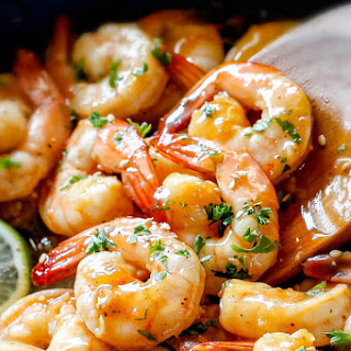 Asian Sweet Chili Shrimp (grill or stovetop)