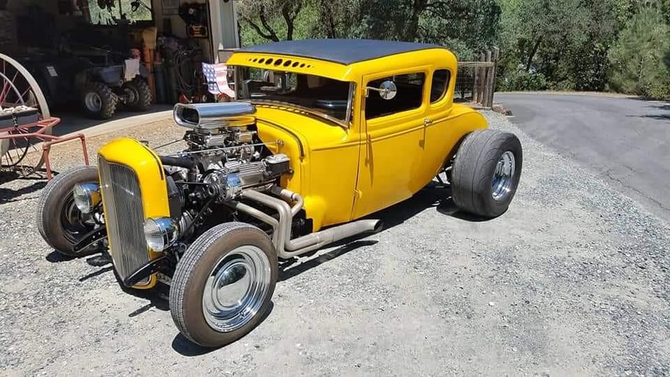 Ford Model A Hire Huntington Beach
