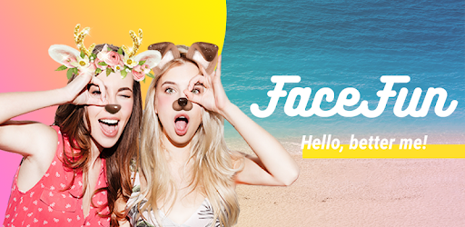 FaceFun - Face Filters, Selfie Editor, Sweet Cam - Apps on