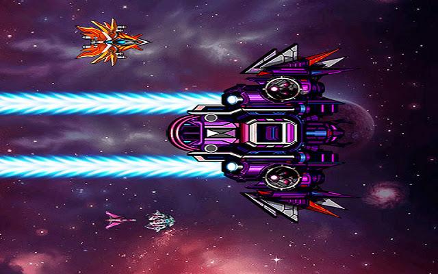 Galaxy Fleet Time Travel