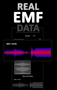 Download EMF Ghost Detector: Communicator and finder For PC Windows and Mac apk screenshot 2