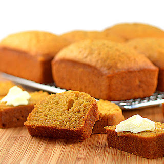 Brown Sugar Butternut Squash Bread {Vegan}