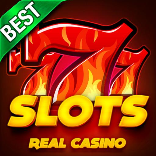Real Casino - Free Vegas Casino Slot Machines