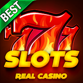 Real Casino - Free Vegas Casino Slot Machines Android APK Download Free By HNC Games Inc.