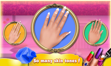 Princess Nail Salon 1.1.3 screenshot 1724181