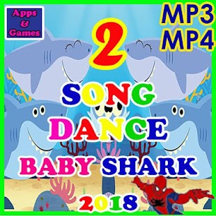 Baby Shark 2 Dance & Song with Spiderman - náhled