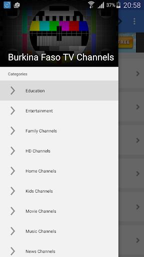 TV Burkina Faso All Channels