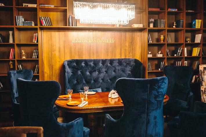 Фото №2 зала Библиотека