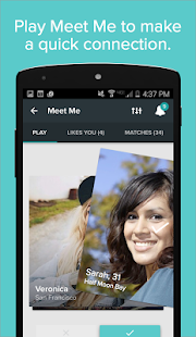 Tagged - Meet, Chat & Date- screenshot thumbnail