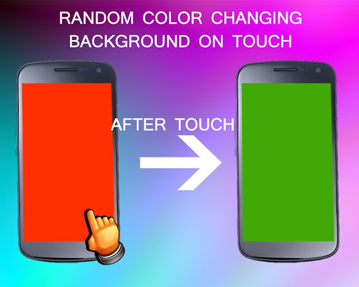 Color Changing Live Wallpaper