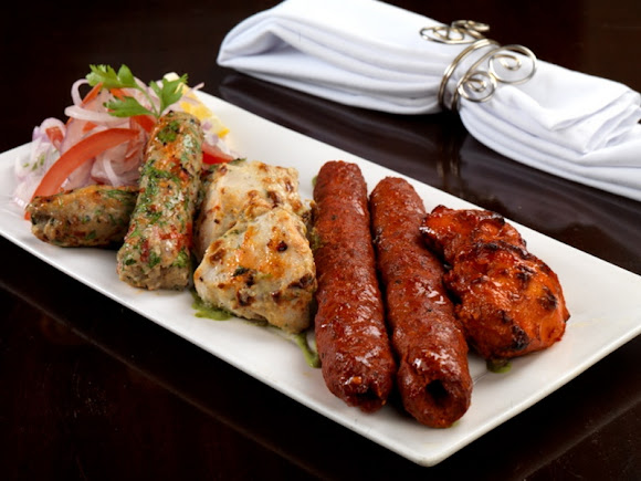 Kebabs ( Made in Clay Oven )