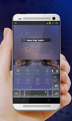 玩免費個人化APP|下載木桥 TouchPal 议题 app不用錢|硬是要APP