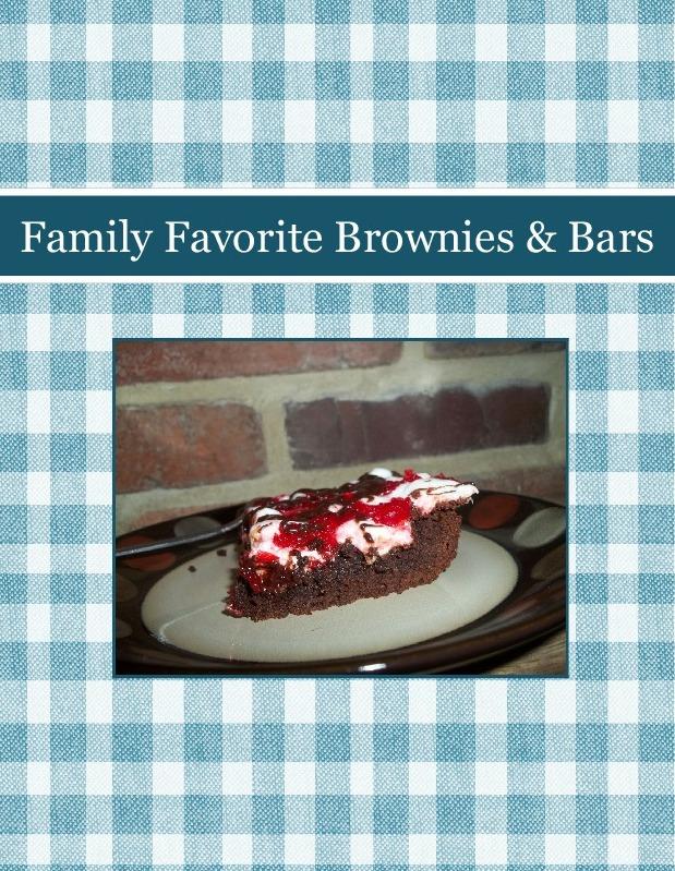 Family Favorite Brownies & Bars