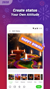 VClip –  Whatsapp Status & Royal Pass PBGApp  Download For Android 6