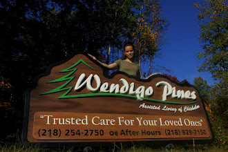 Photo: Custom Wood Sign in Chisolm Minnesota. You can get a carved sign price here... http://nicecarvings.com/3d-sign-quote-form
