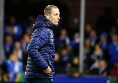 Slechts één pion trainde niet mee met de groep, Gent-coach Thorup is lovend over wederoptredende Odjidja