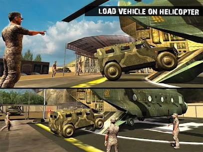 OffRoad US Army Transport Sim 10