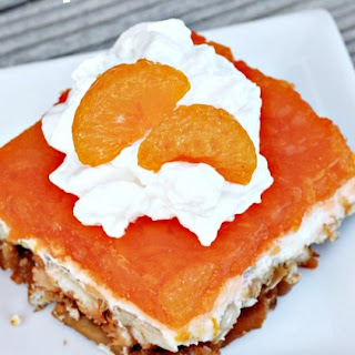 Orange Gelatin Dessert Recipes