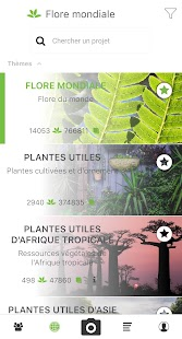 PlantNet Identification Plante Capture d'écran