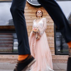 Wedding photographer Ilya Berezhnoy (Berezhnoy). Photo of 27.02.2017