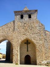 Photo: Fachada de la Iglesia (21 de marzo, 2008)
