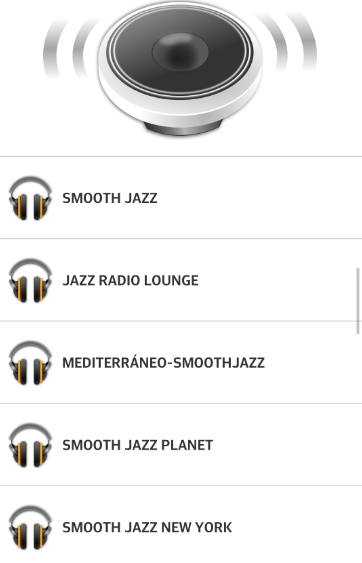 Smooth Jazz Radio- screenshot