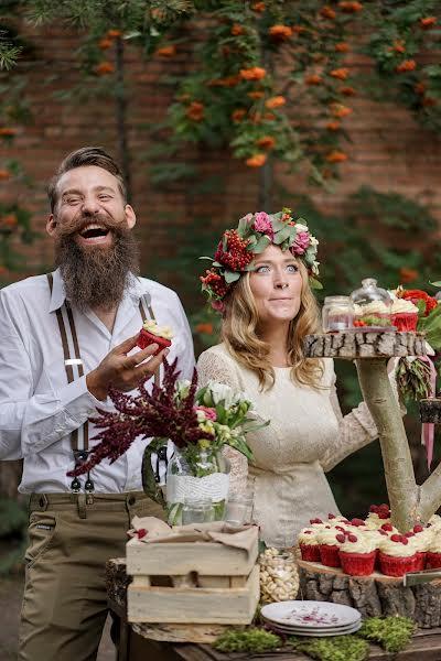 Wedding photographer Алина Курчатова (Jacket). Photo of 10.01.2016