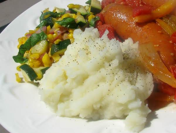 Puree De Papas  (mashed Potatoes) Recipe