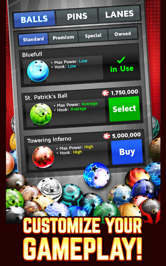Bowling King- screenshot
