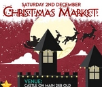 Christmas Market at the Castle : Conscious Cafe at The Castle on Main