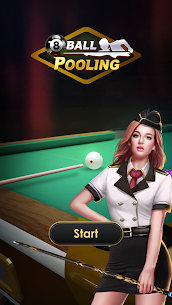 8 Ball Pooling – Billiards Pro MOD (Unlimited Gold Coins) 1