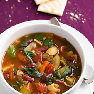 Low Sodium Minestrone Soup Recipes