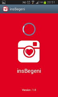 insBegeni screenshot