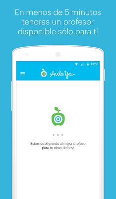 AulaYa - screenshot