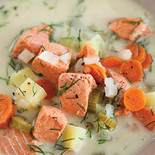 Salmon Stew With Potatoes Recipes.