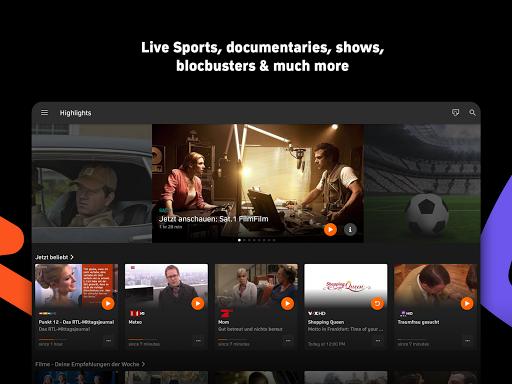 Zattoo - TV Streaming App  screenshots 10