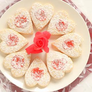 Shortbread Sweethearts Recipe
