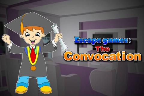 Escape Games: The Convocation