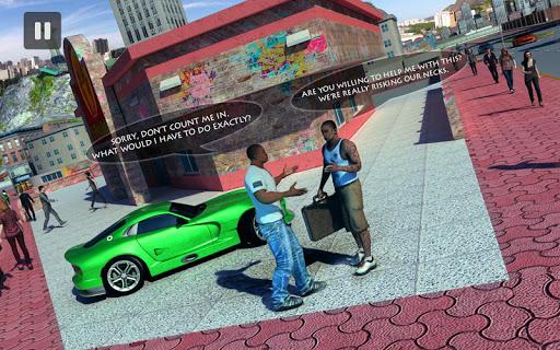 Crime Car City Gangster Shooting 1.1 screenshots 4