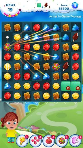 Gummy Candy - Match 3 Game screenshots 15