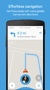 Scout GPS Navigation & Meet Up - screenshot thumbnail