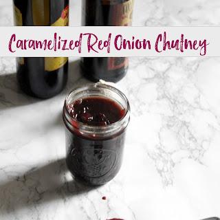 Caramelized Red Onion Chutney