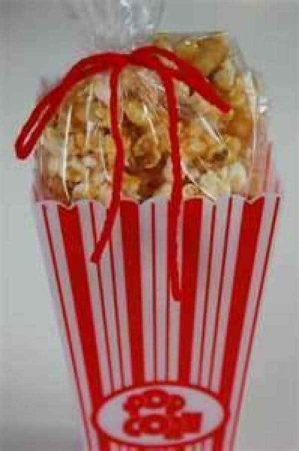 My Sister's Carmel Popcorn Recipe